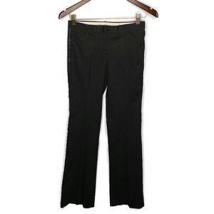 Theory Tuxedo Stripe Black Slacks 00